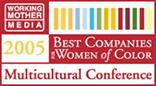 Logo for 2005 Working Mother Media Multicultural Conference